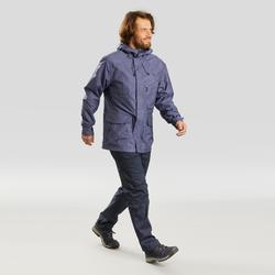 Men's Country Walking Waterproof Jacket - NH550 Imper