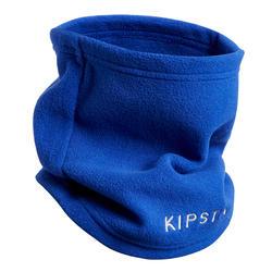Gola de Pescoço de Futebol Keepwarm 100 Criança azul