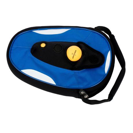 Housse protection raquette de tennis de table artengo fc for Housse de raquette