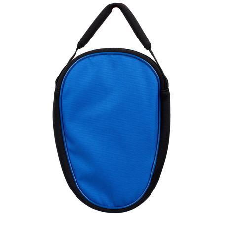 Housse protection raquette de tennis de table artengo fc 800 bleu artengo - Raquette de tennis de table decathlon ...