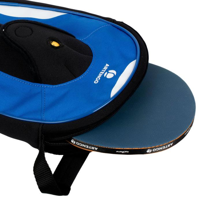 HOUSSE DE RAQUETTE DE TENNIS DE TABLE FC 800 BLEUE - 174684