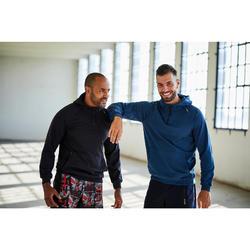 FSW 500 Fitness Cardio Training Sweatshirt - Black
