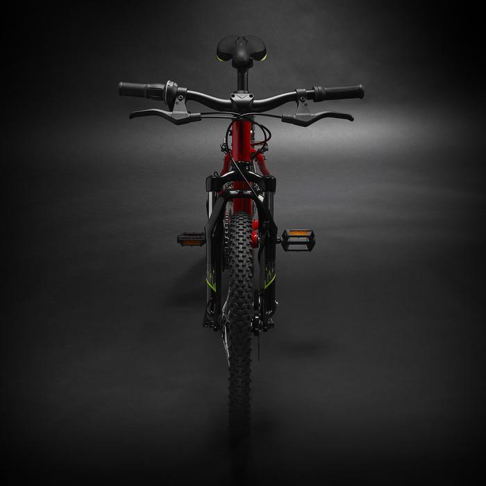 Mountainbike Kinderfahrrad 20 Zoll Rockrider ST 900 rot