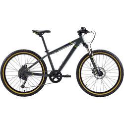 Mountainbike kind 24 inch Rockrider ST 920 9-12 jaar groen