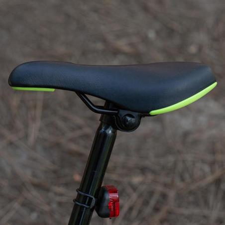 Vélo de montagne Rockrider ST500 24 pouces 9-12 ans noir -  Enfants