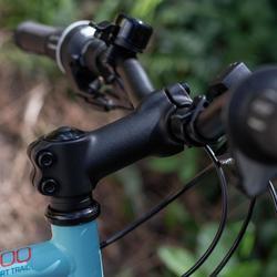 Mountainbike kind 24 inch ROCKRIDER ST 500 9 -12 jaar Blauw