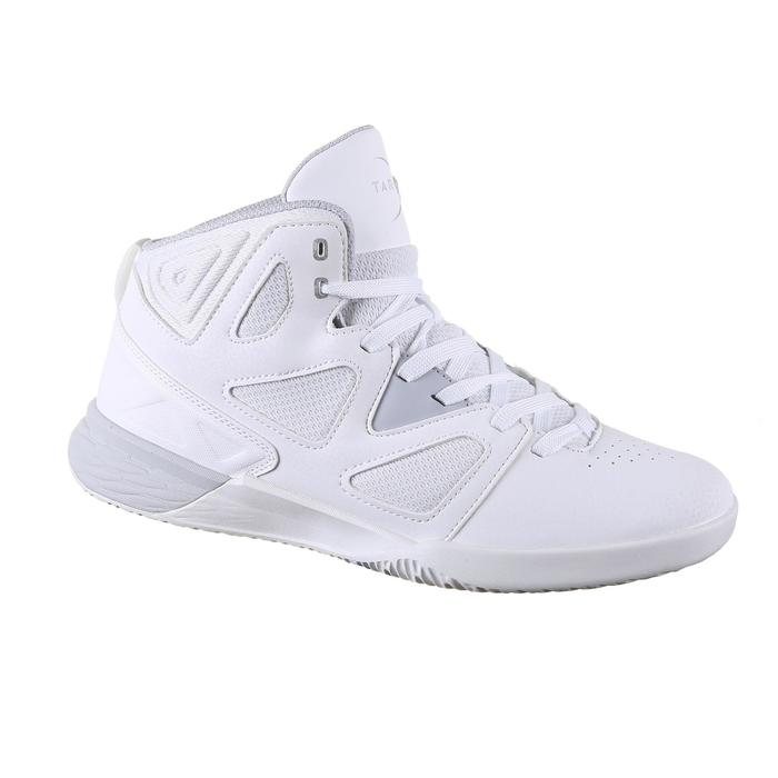 Beginner Basketball Shoes Shield 300 - White