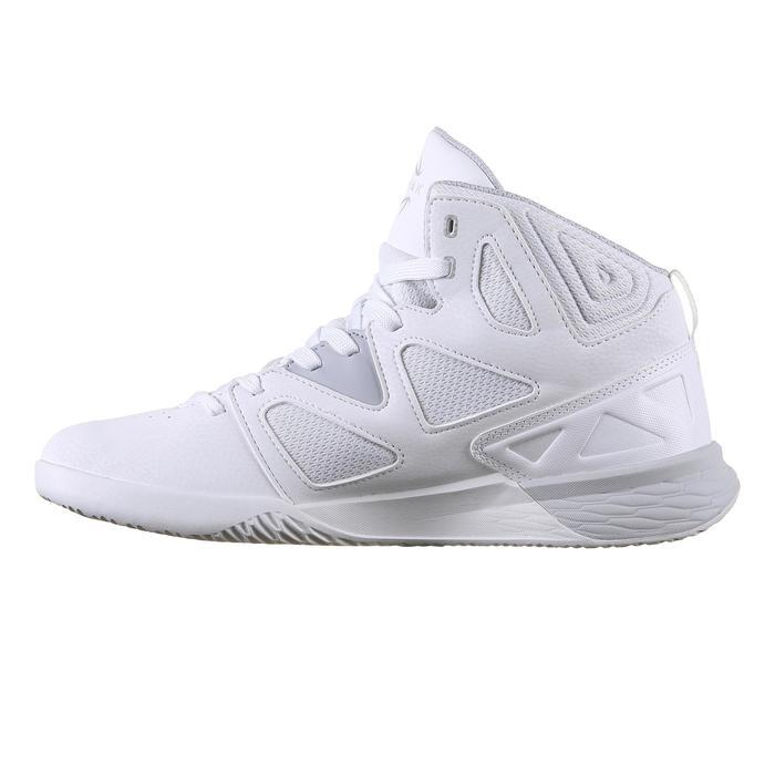初學者籃球鞋Shield 300-白色