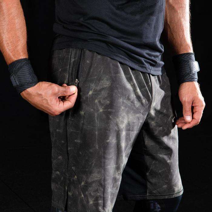 Short de Cross Training pour Homme 500 - Khaki