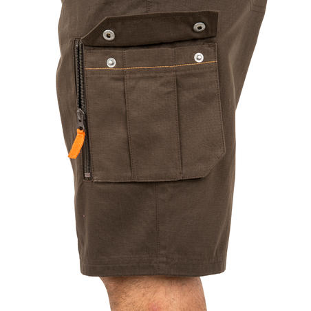 Bermuda Shorts 500 - brown