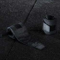 Cross Training Wrist Wraps - Black