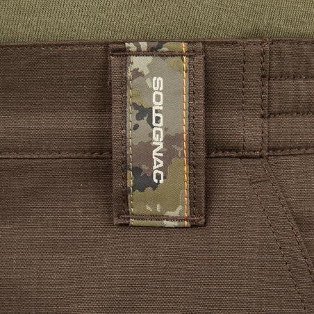 Bermuda Shorts 500 - brown