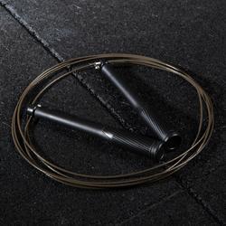 Springtouw speed rope zwart