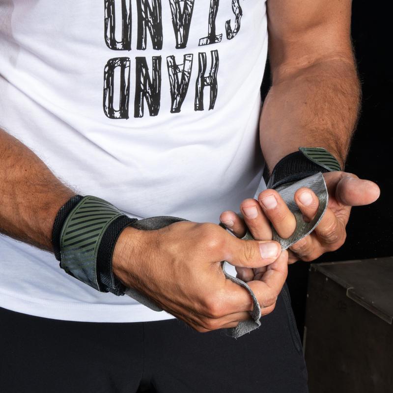 แฮนด์กริปแบบ 4 นิ้วสำหรับการออกกำลังกายแบบผสมผสาน