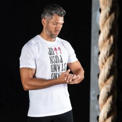 Men's Cross Training T-Shirt - White
