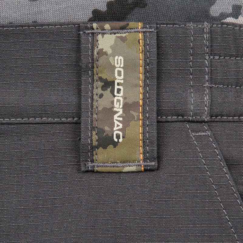 Bermuda 500 grey