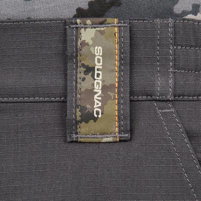 Bermuda 500 gris