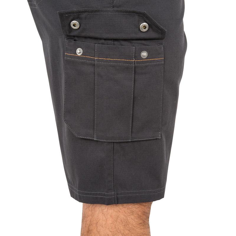 Men's Bermuda Shorts 500 Grey