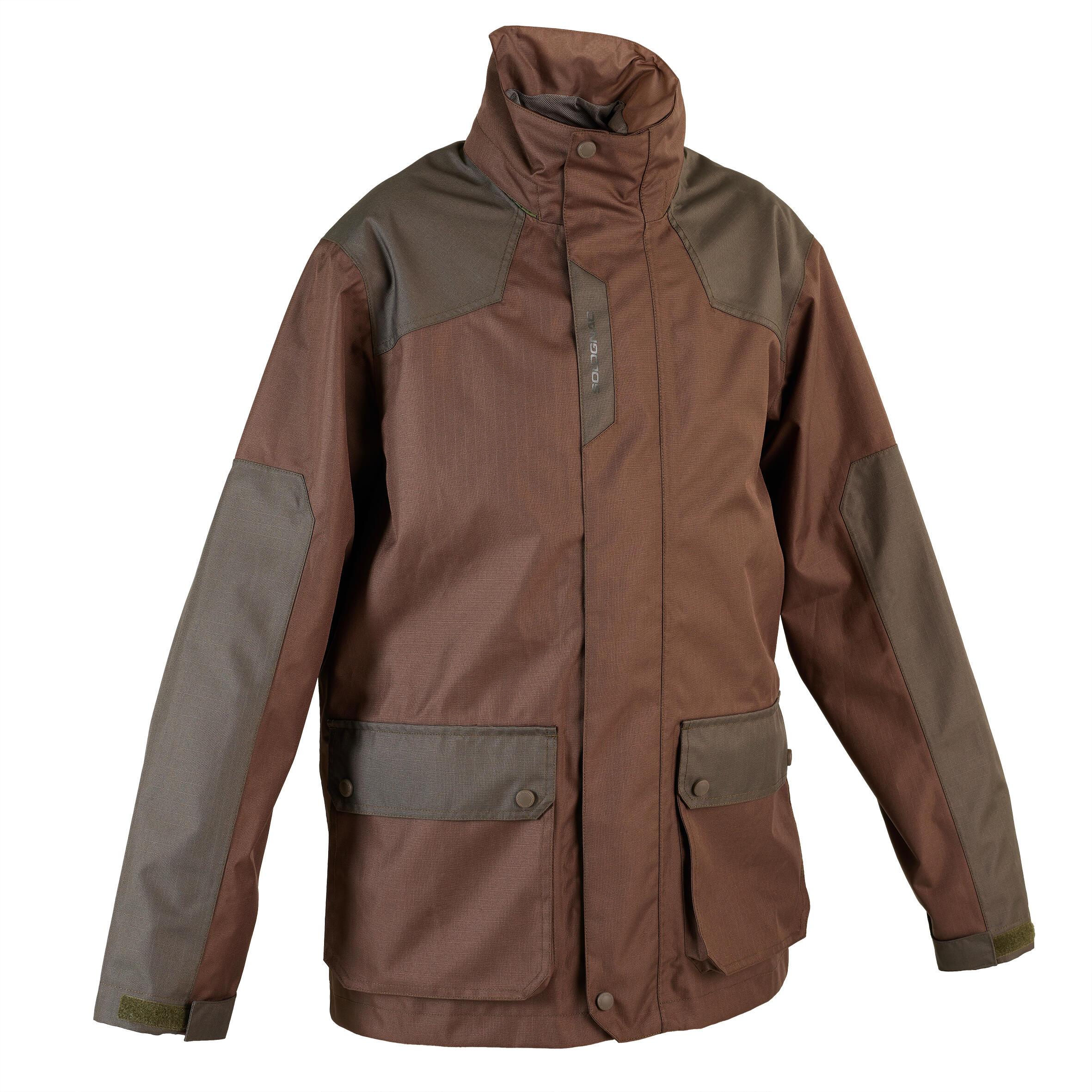 Jachetă Vânătoare 500 maro