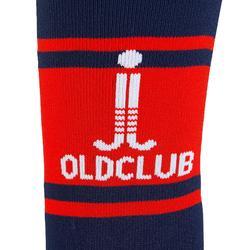 Chaussettes de hockey sur gazon enfant et adulte FH500 Oldclub Home