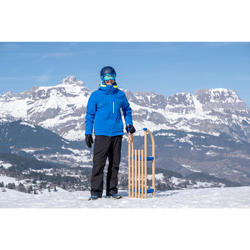 Holzschlitten Davos klappbar 100 cm