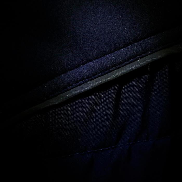 Reitweste ärmellos GL500 Herren marineblau