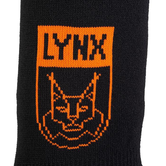 Hockeysokken voor kinderen en volwassenen FH500 Lynx uit