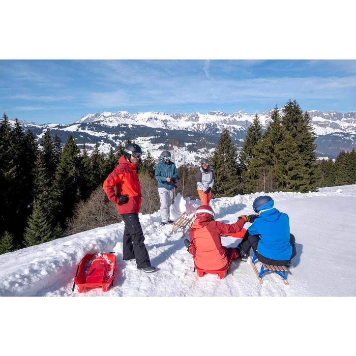 Holzschlitten Davos 120cm