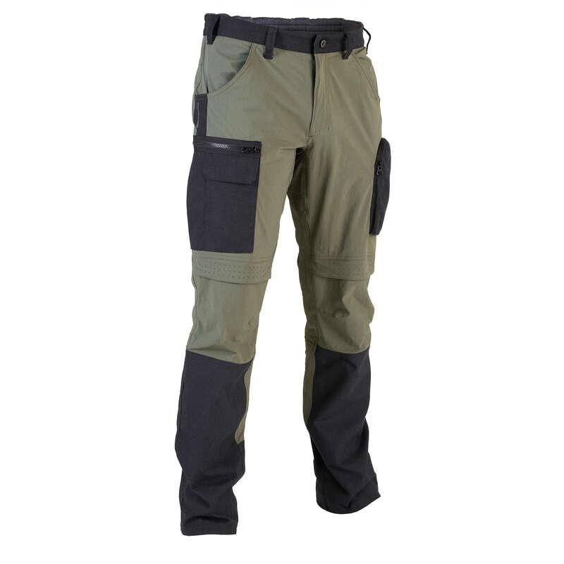 ÎMBRĂCĂMINTE VREME CALDĂ VÂNĂTOARE Imbracaminte - Pantalon 900 rezistent SOLOGNAC - Pantaloni