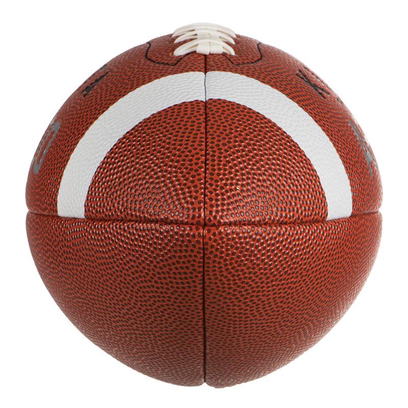ลูกอเมริกันฟุตบอลขนาดมาตรฐานสำหรับการแข่งขันรุ่น AF500 (สีน้ำตาล)