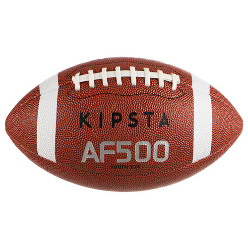 Ballon de football américain en taille youth AF500 marron