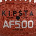 AMERICKÝ FOTBAL Americký fotbal - MÍČ AF500BJ HNĚDÝ KIPSTA - Míče na americký fotbal a doplňky