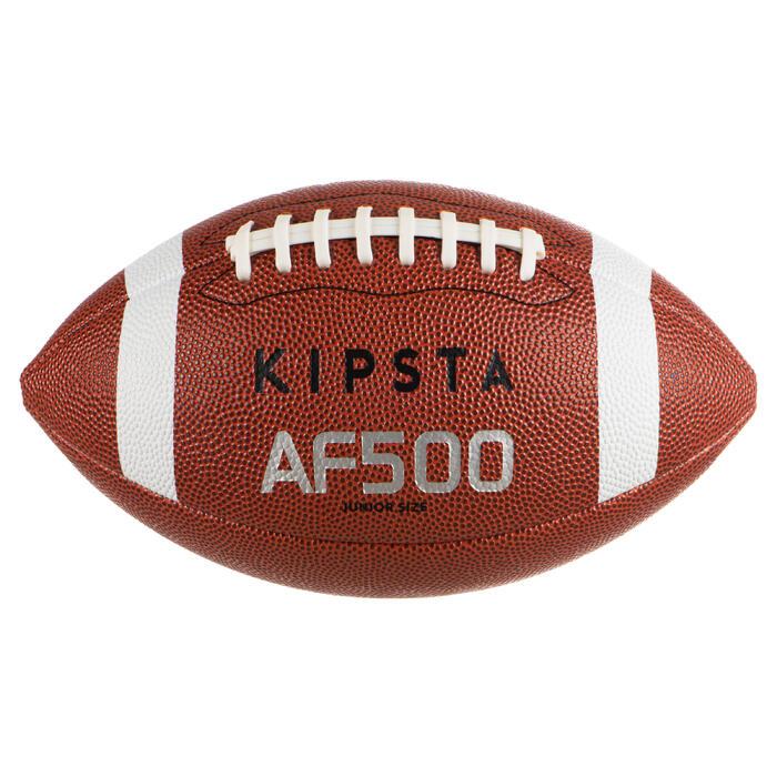 Bal American football AF500 maat junior bruin
