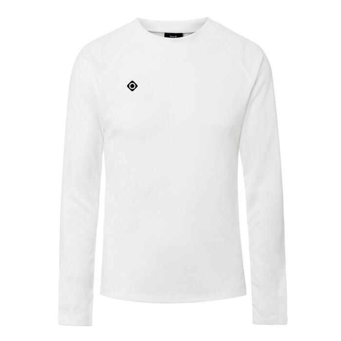 Camiseta TÉRMICA ESQUÍ Y NIEVE interior IZAS blanco
