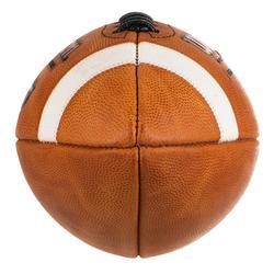 Ballon de football américain GST 1003 taille officielle pour les 14 ans et plus