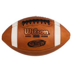 Bola de Futebol Americano GST 1003 Tamanho Oficial a partir dos 14 anos