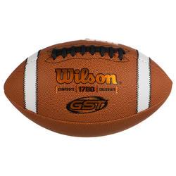 Football GST Composite offizielle Größe braun