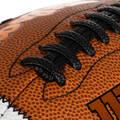 AMERICKÝ FOTBAL Americký fotbal - MÍČ GST COMPOSITE OFFICIAL WILSON - Míče na americký fotbal a doplňky