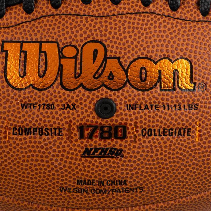 Bal American football GST Composite Official volwassenen bruin