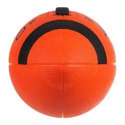 Balón Fútbol Americano talla Júnior Naranja/Negro
