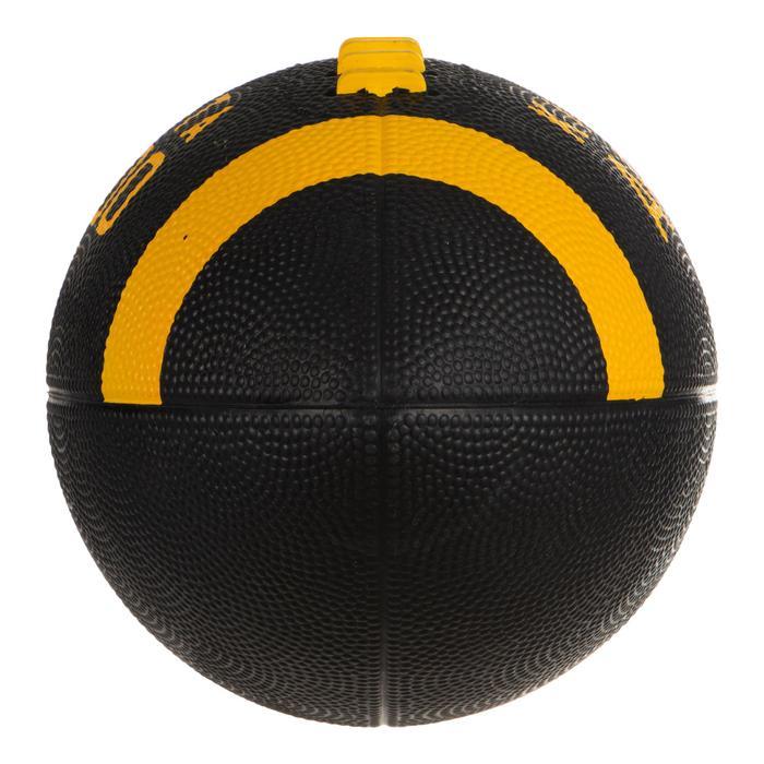 Balón Fútbol Americano talla Júnior Negro/Amarillo