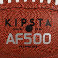 AMERICAN FOOTBALL American Football - AF500BPW - Brown KIPSTA - Sports
