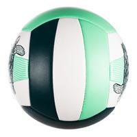 Balón de vóley playa BVBS100 verde oscuro