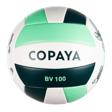 Beach Volleyball BVBS100 - Dark Green