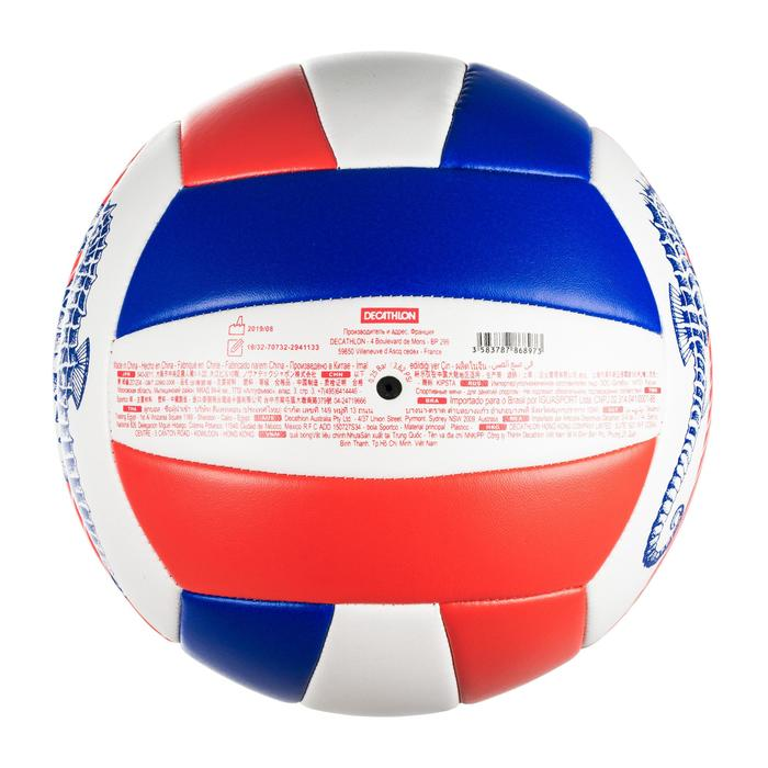 Ballon de beach-volley BVBS100 corail