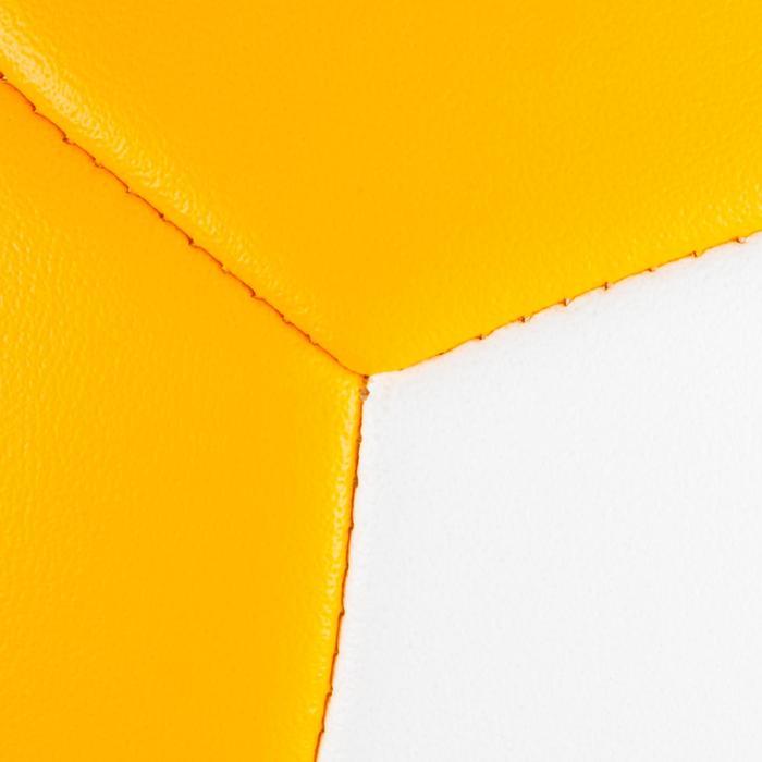 Bal voor beachvolley BVBS 100 blauw/geel
