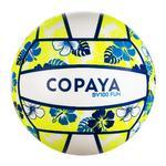 Copaya Bal voor beachvolley BV100 Fun blauw/geel