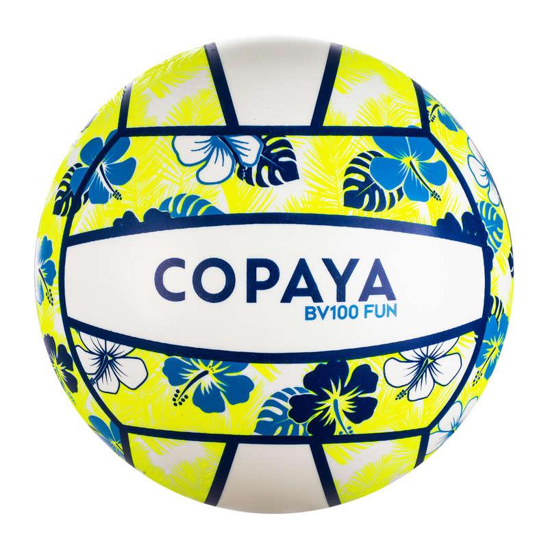 VOLEI PE PLAJĂ Baschet, Handbal, Volei, Rugby - Minge BV100 Volei pe plajă  COPAYA - Volei pe plaja