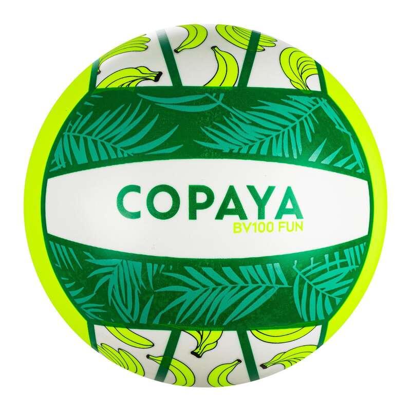 ПЛЯЖНЫЙ ВОЛЕЙБОЛ Пляжный волейбол - Мяч для пляж.волейбола BVBM100 COPAYA - ПО ВИДАМ СПОРТА