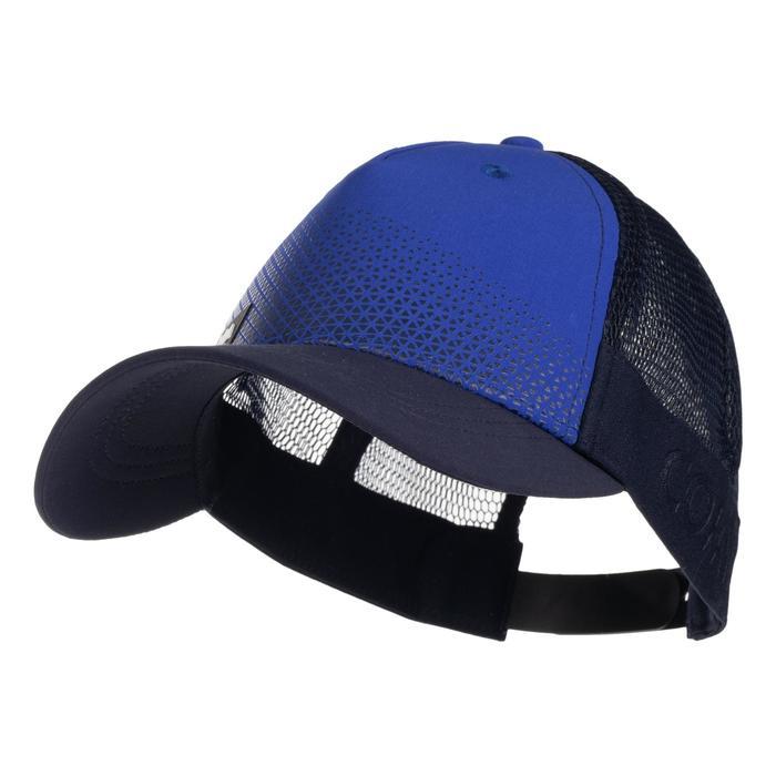 Casquette de beach-volley adulte BVC500 bleue